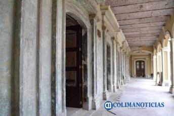 Colimenses podrán apreciar del color original de Palacio de Gobierno 3