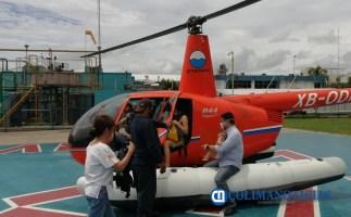 Grupomar apoyó con puente aéreo a pasajeros varados en el Aeropuerto Nacional Playa de Oro0