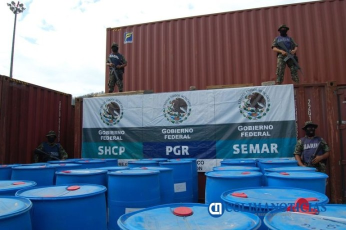 El puerto de Manzanillo, con mayor presencia de cárteles de la delincuencia organizada
