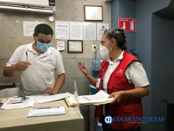covid Salud operativos