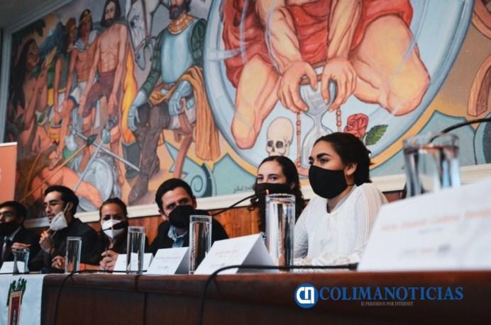 Sesión de Cabildo Joven 2020