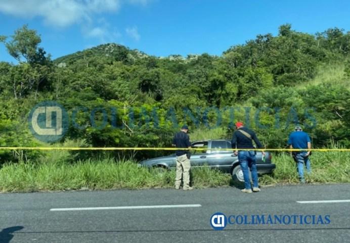 muertos en carretera a cihuatlán