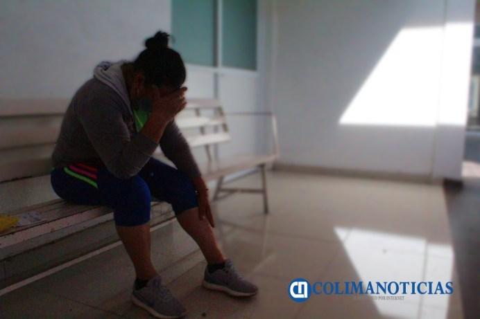 paciente de dengue