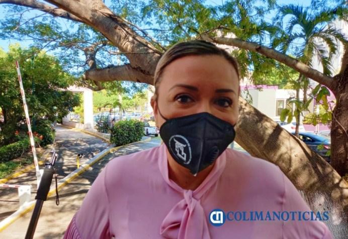 Brenda Gutiérrez covid