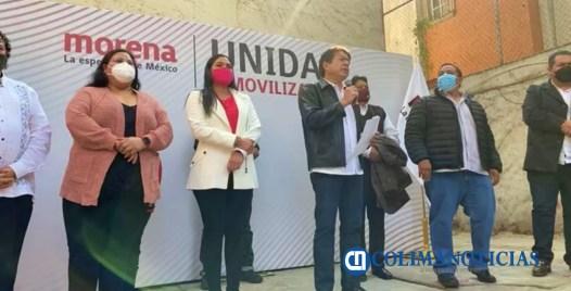 Indira Vizcaíno Silva es candidata a la gubernatura por Morena-Panal