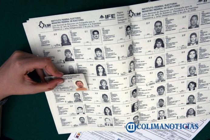 votacion en colima