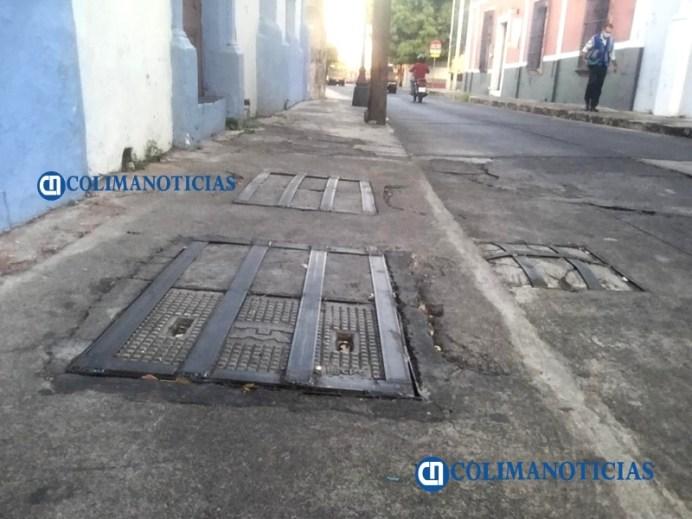 En Colima y VdeÁ, Telmex protege registros para evitar robos de cableado y fibra óptica