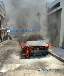 Cuantiosas pérdidas materiales dejan incendios en viviendas y automóviles4