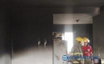 Cuantiosas pérdidas materiales dejan incendios en viviendas y automóviles55