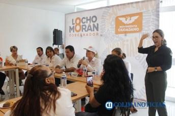Paty Alcaraz manifiesta su compromiso de legislar de manera incluyente