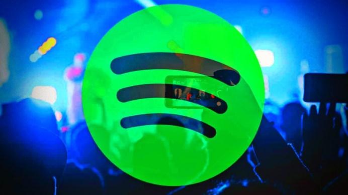 Spotify conciertos virtuales