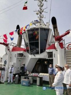 Capitanía de Puerto de Manzanillo abanderó dos remolcadores6