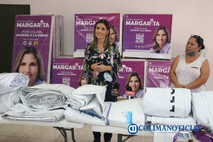 Cumple promesa Margarita Moreno con organizaciones protectoras de animales