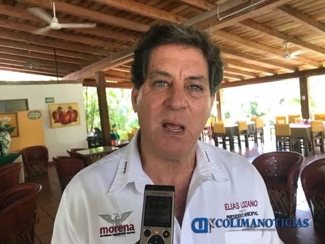 Elías Lozano