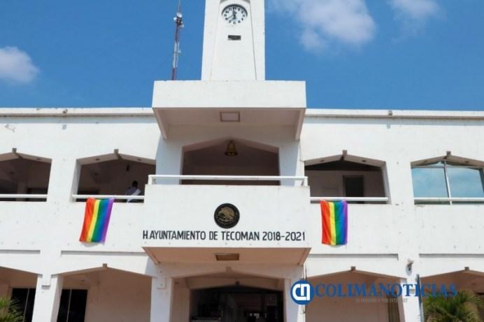 En Tecomán queda instaurado el día de la Diversidad Sexual