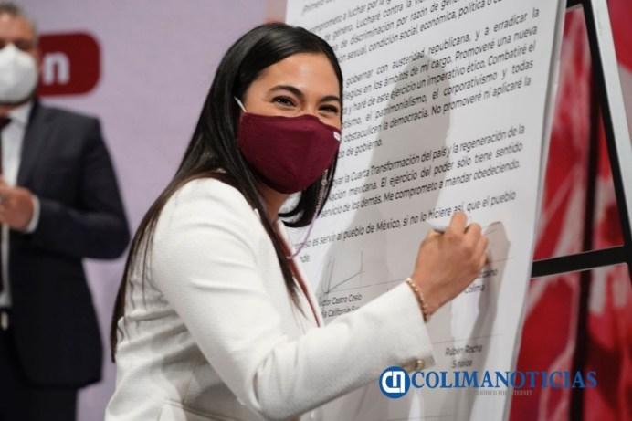 Indira Vizcaíno