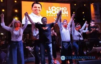Locho Moran cierre