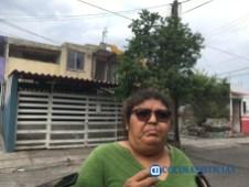 Mujer urge a Infonavit demoler o dar mantenimiento a casa cuadruplex por temor a que se desplome3