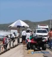 Una menor y una mujer adulta son rescatadas en Playa de Oro 1