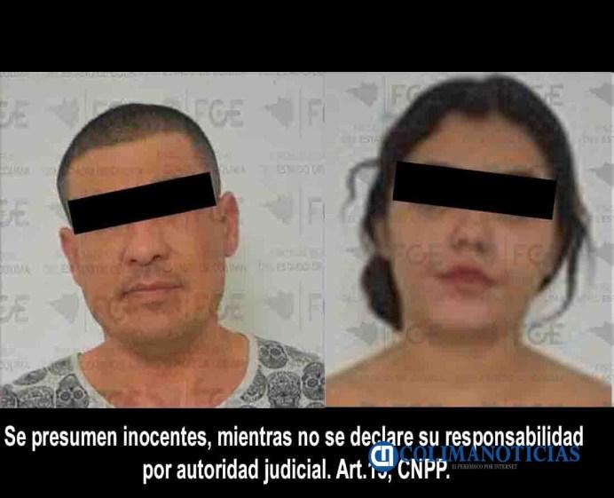 detenidos por asesinato de paulina