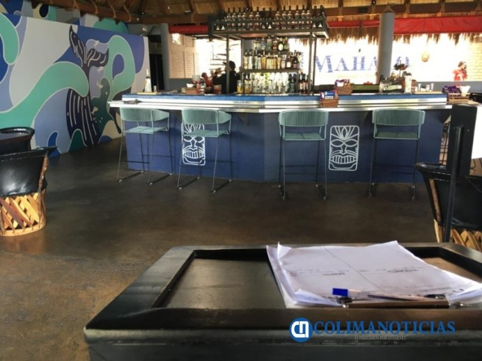 restaurante bar colima