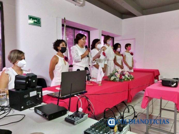 AMMENC solicitará a gobierno de Indira Vizcaíno apoyarles para generar plataforma de capacitación