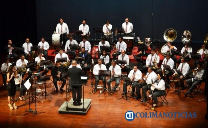 Banda Sinfónica del Gobierno del Estado de Colima