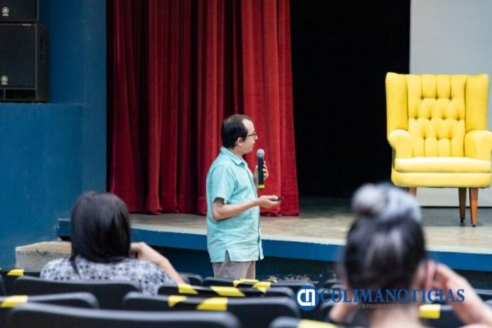 Inicia programa Retos, Saber y Cultura_Amaury Fernández