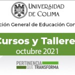 CURSOS Y TALLERES OCTUBRE COLIMA NOTICIAS 300 X 200