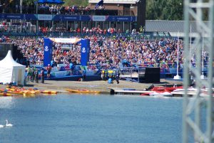 Commonwealth Games, Strathclyde Park