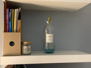 Harris Gin Bottle with LED lights