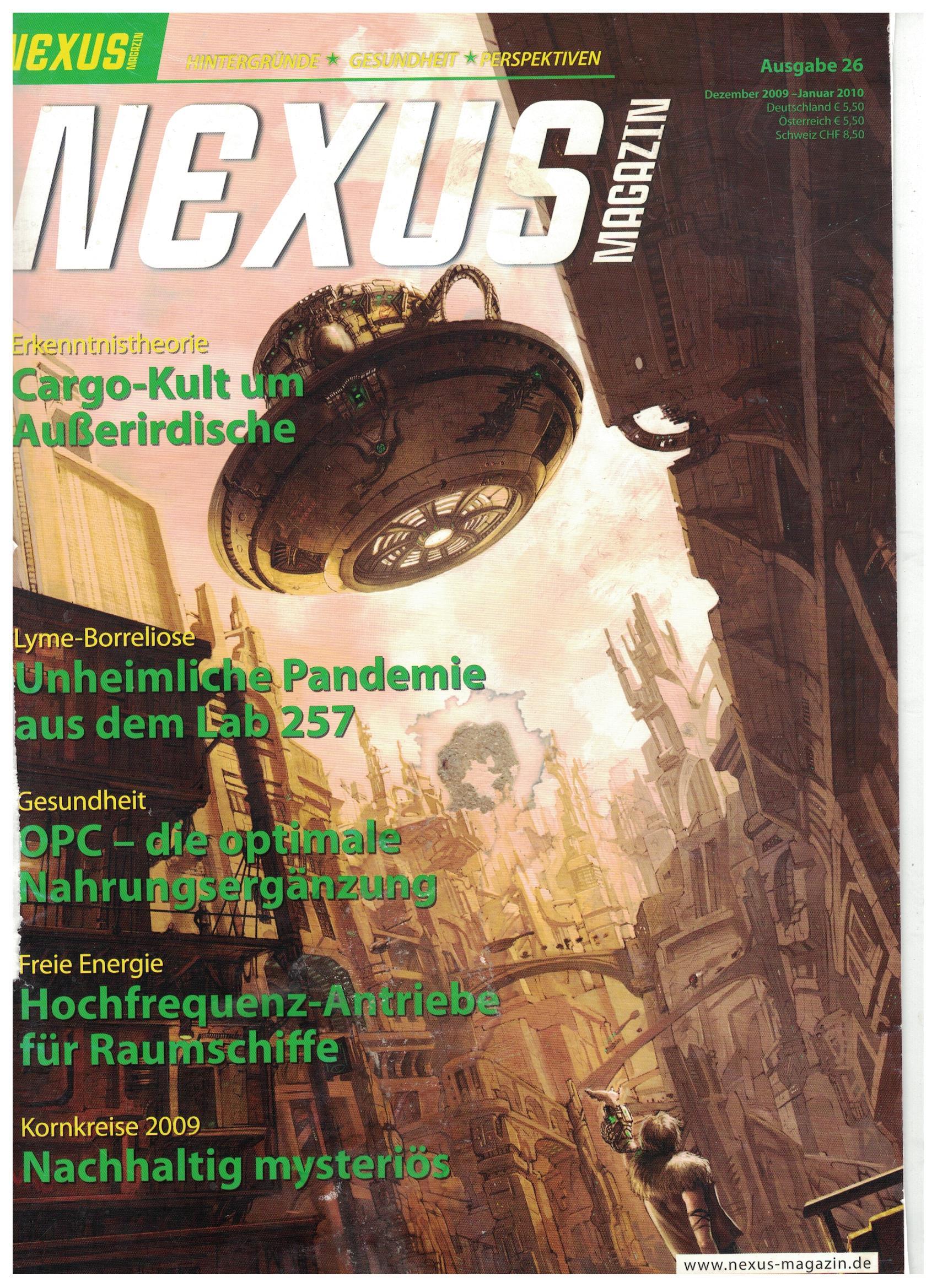 BENNETT NEXUS COVER
