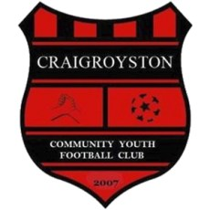 Craigroyston Badge