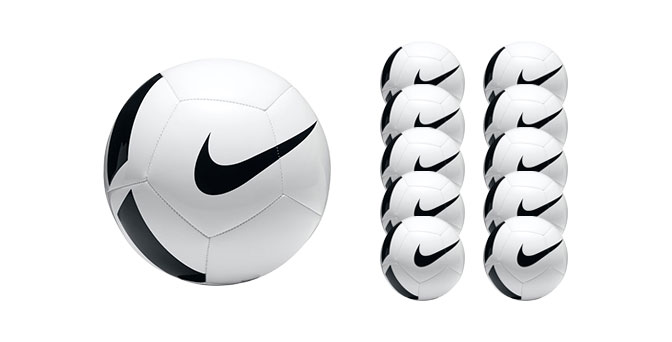 Nike Team Pitch – Bundle Of 10