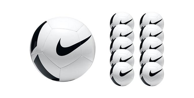 Nike Team Pitch – Bundle Of 10