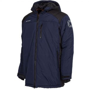 Stanno Centro Padded Coach Jacket_Navy_Black