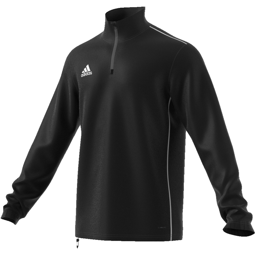 Core 18 Training Half Zip Top_Black