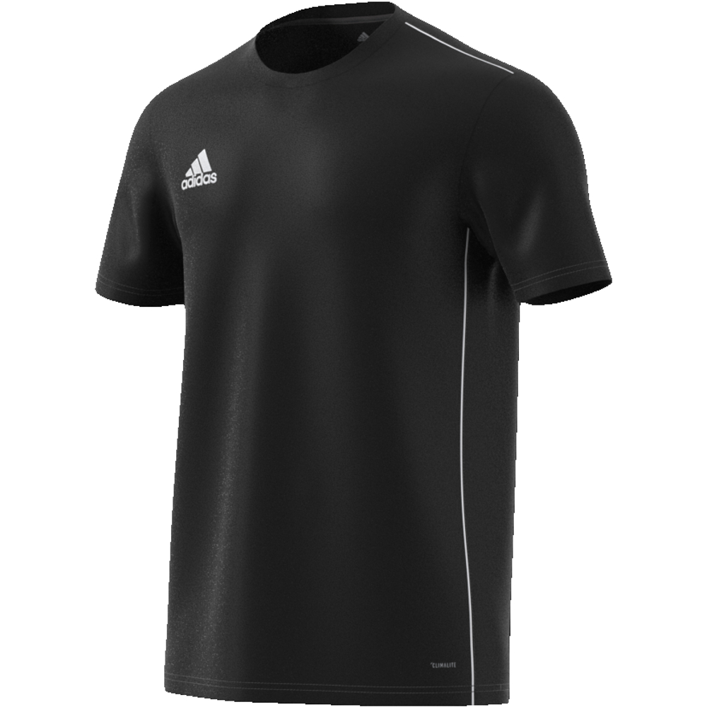Core 18 Training Top_Black