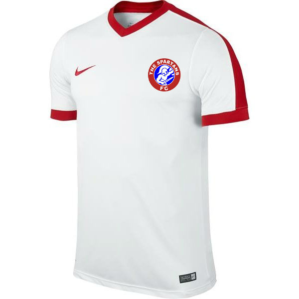 CLEARANCE – Spartans Home Match Top – Long Sleeve Only