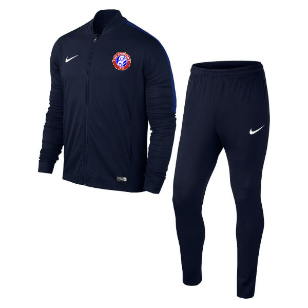 spartans tracksuit BADGE