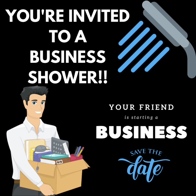 Business Showers