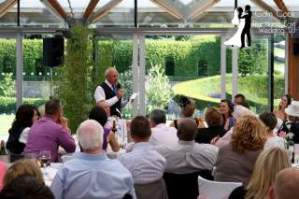 Colin Cook - Master of Ceremonies in the North East of England