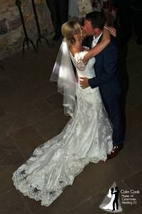 Wedding First Dance at Crook Hall, Durham