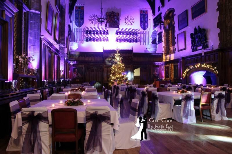 Durham-Castle-Wedding-Lighting-20