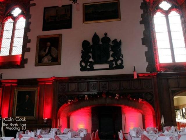 Durham-Castle-Wedding-Lighting-3
