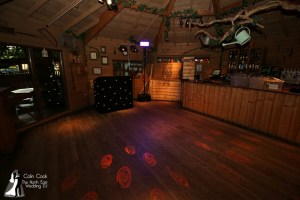 Alnwick Treehouse Potting Shed