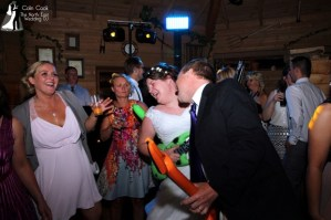 Alnwick Treehouse Wedding Disco