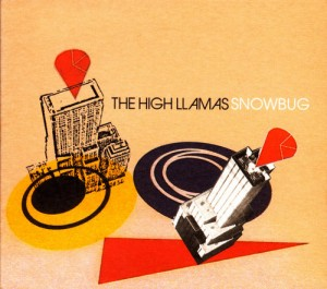 The High Llamas - Snowbug CD cover