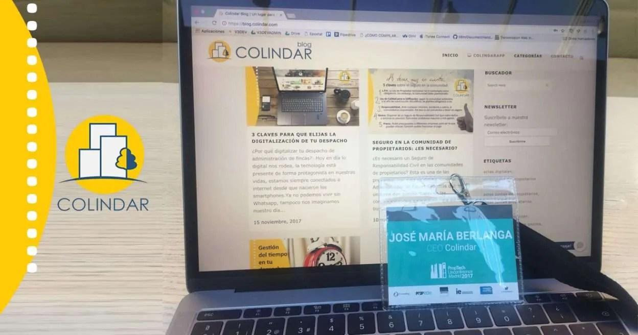 Colindar en PropTech