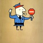 Mannish Boy V - Policeman